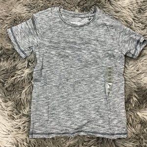 Manguun | Boy's T-shirt | Blue | Stripes